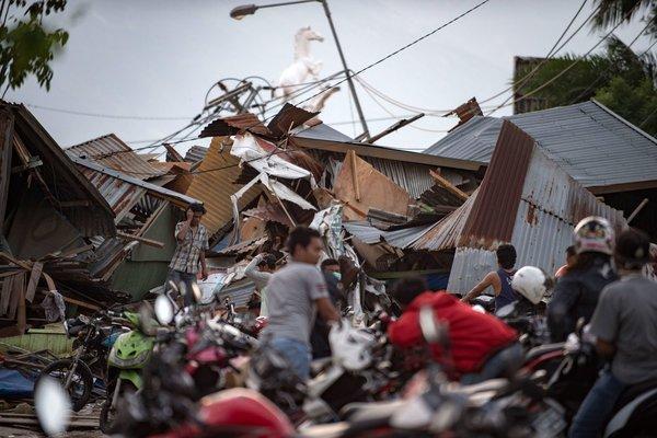 इन्डोनेसियाको भूकम्प, मृतकको संख्या ८३२ पुग्यो