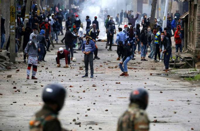 जम्मु काश्मिरः तीन जना प्रहरी जवानको हत्या