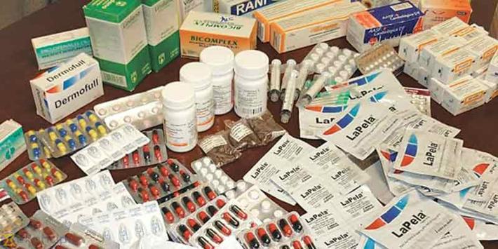 ४५ अर्ब बराबरको औषधि कारोवार