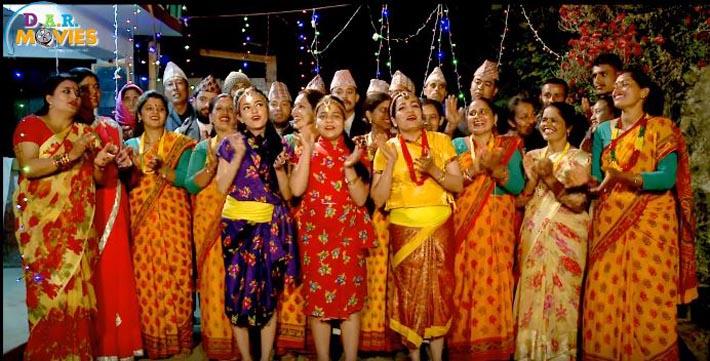 जे.गौतम र गीता देवीको तिहार गीत 'बाटो पर्खेर' को भिडियो सार्बजनिक (भिडियो सहित )