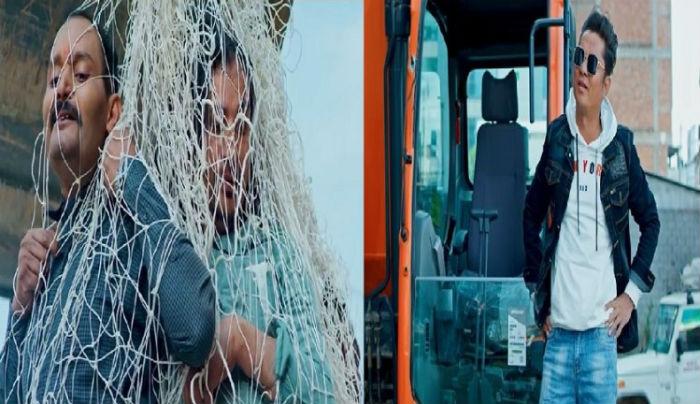 'जात्रै जात्रा'को टिजर सार्वजनिक, थपिए दयाहाङ राई (भिडियो)