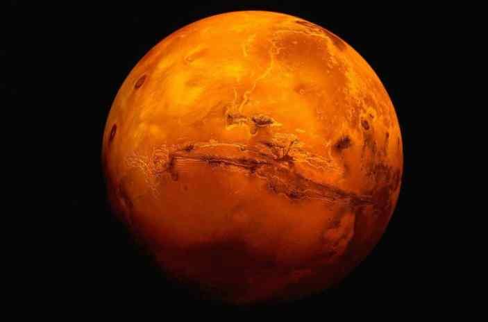 आगामी २५ वर्षभित्रमा नासाले मंगल ग्रहमा मान्छे अवतरण गराउने