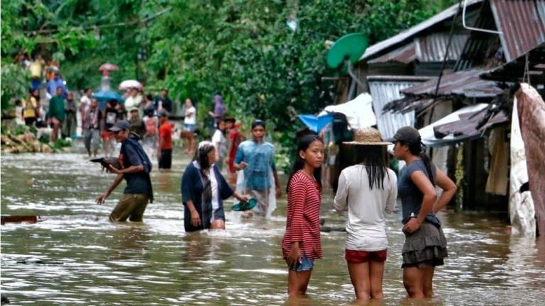फिलिपिन्समा आँधीबाट मृत्यु हुनेको संख्या ६८ जना पुग्यो