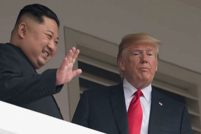 उत्तर कोरिया–अमेरिका शिखर वार्ताप्रति दक्षिण कोरियाली आशावादी