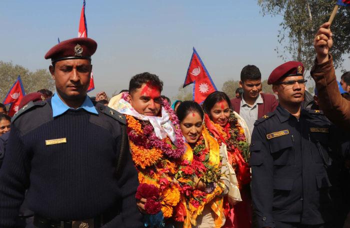 भरतपुरमा अन्तर्राष्ट्रिय क्रिकेट रङ्गशालाको डिपिआर शुरु[फोटो फिचर]
