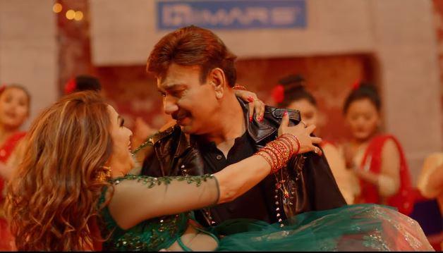 क्याप्टेनको 'कर्ली कर्ली' गीतमा निरुताको दमदार नृत्य (भिडियोसहित)