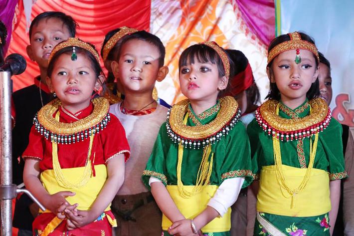 शालोम एकेडेमीको अभिभावक दिवस तथा दिक्षान्त समारोह सम्पन्न