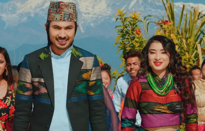 चलचित्र 'ए मेरो हजुर ३' को दोस्रो गीत 'परान परान' सार्वजनिक (भिडियोसहित)