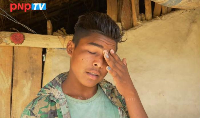 आमालाई बाउले बन्चराे प्रहार गरी हत्या गरेपछि बालबच्चाको भयो बिच्चली (भिडियो)
