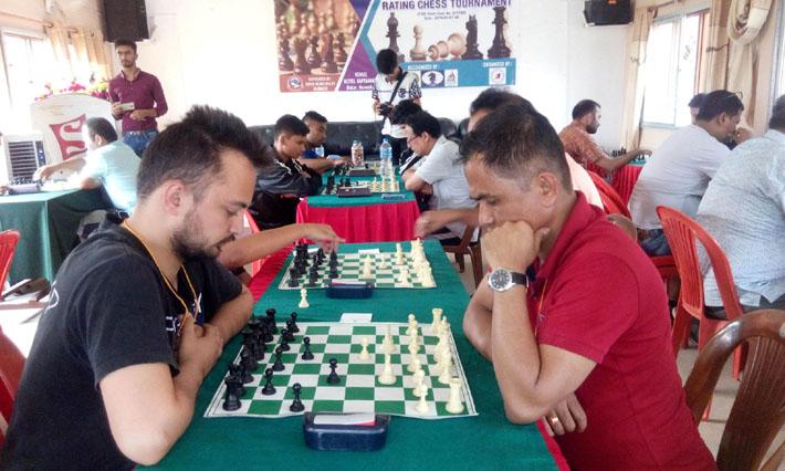 खुला बुद्धिचाल प्रतियोगिता शुरु