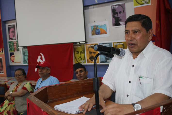कम्युनिष्ट सरकारको गन्तव्य समाजवाद : नेता श्रेष्ठ