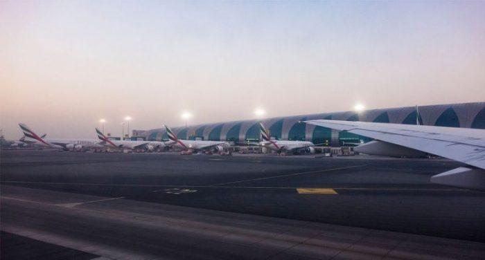 दुबई विमान दुर्घटनाग्रस्त, ४ जनाको मृत्यु