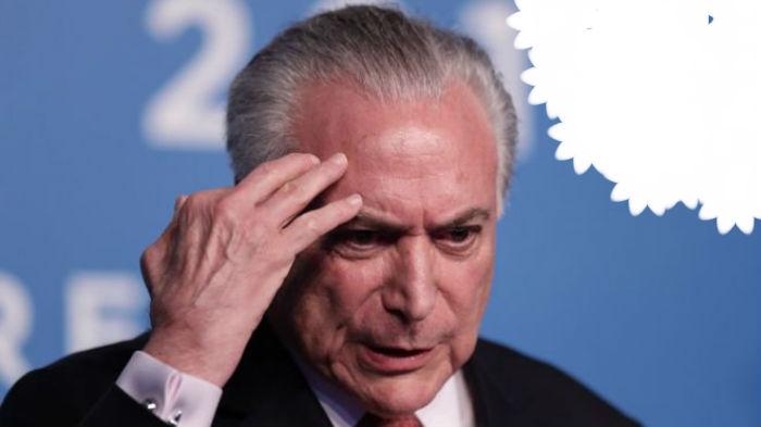ब्राजिलका पूर्व राष्ट्रपति टेमर रिहा